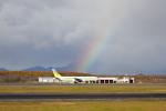 tupolevさんが、新千歳空港で撮影したAIR DO 767-33A/ERの航空フォト(写真)