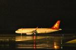 tupolevさんが、新千歳空港で撮影した天津航空 A320-232の航空フォト(写真)