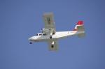 アイボさんが、那覇空港で撮影した第一航空 BN-2B-20 Islanderの航空フォト(写真)