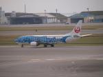 ピースさんが、那覇空港で撮影した日本トランスオーシャン航空 737-429の航空フォト(写真)