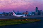 JA805Aさんが、羽田空港で撮影したJALエクスプレス 737-846の航空フォト(写真)