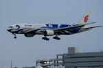 夏奈さんが、成田国際空港で撮影した中国国際航空 777-2J6の航空フォト(写真)