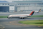 Gambardierさんが、羽田空港で撮影した日本エアシステム DC-9-41の航空フォト(写真)