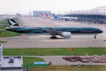 amagoさんが、関西国際空港で撮影したキャセイパシフィック航空 777-367/ERの航空フォト(写真)