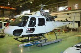 md11jbirdさんが、神戸空港で撮影した学校法人ヒラタ学園 航空事業本部 AS350B3 Ecureuilの航空フォト(写真)