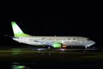 えすてるさんが、新千歳空港で撮影したソラシド エア 737-46Qの航空フォト(写真)