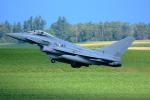 Tomo-Papaさんが、ミリテール・ド・ペイエルヌ飛行場で撮影したオーストリア空軍 EF-2000 Typhoon Sの航空フォト(写真)