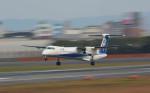 サウンドジャンキーさんが、伊丹空港で撮影したANAウイングス DHC-8-314Q Dash 8の航空フォト(写真)
