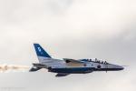 こだしさんが、入間飛行場で撮影した航空自衛隊 T-4の航空フォト(写真)