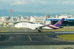いっち〜@RJFMさんが、福岡空港で撮影したタイ国際航空 787-8 Dreamlinerの航空フォト(写真)
