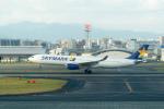いっち〜@RJFMさんが、福岡空港で撮影したスカイマーク A330-343Xの航空フォト(写真)