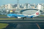 いっち〜@RJFMさんが、福岡空港で撮影した日本トランスオーシャン航空 737-4Q3の航空フォト(写真)