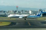 いっち〜@RJFMさんが、福岡空港で撮影した全日空 787-9の航空フォト(写真)