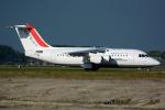 Tomo-Papaさんが、アムステルダム・スキポール国際空港で撮影したシティジェット Avro 146-RJ85Aの航空フォト(写真)