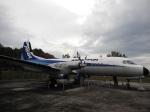 にっしーさんが、高松空港で撮影したエアーニッポン YS-11A-500の航空フォト(写真)