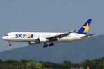 A-Chanさんが、福岡空港で撮影したスカイマーク 767-36N/ERの航空フォト(写真)