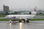 静浜つばささんが、名古屋飛行場で撮影した日本航空 DC-10-40の航空フォト(写真)