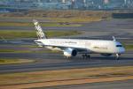 さくらの城南山さんが、羽田空港で撮影したエアバス A350-941XWBの航空フォト(写真)