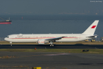 kei changさんが、羽田空港で撮影したバーレーン王室航空 767-4FS/ERの航空フォト(写真)