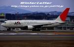 WLさんが、函館空港で撮影した日本航空 767-246の航空フォト(写真)