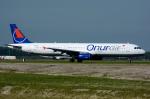 Tomo-Papaさんが、アムステルダム・スキポール国際空港で撮影したオヌール・エア A321-231の航空フォト(写真)