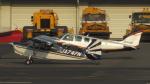 誘喜さんが、出雲空港で撮影した日本個人所有 8KCAB Super Decathlonの航空フォト(写真)