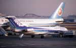 Airbus350さんが、羽田空港で撮影した全日空 727-281/Advの航空フォト(写真)