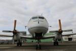 JUMBOさんが、羽田空港で撮影した国土交通省 航空局 YS-11-104の航空フォト(写真)