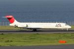 A-Chanさんが、羽田空港で撮影した日本航空 MD-87 (DC-9-87)の航空フォト(写真)