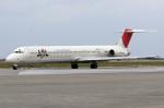 A-Chanさんが、那覇空港で撮影したJALエクスプレス MD-81 (DC-9-81)の航空フォト(写真)