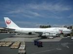白銀RYUさんが、ホノルル国際空港で撮影した日本航空 747-346の航空フォト(写真)