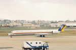 Airbus350さんが、福岡空港で撮影した日本エアシステム MD-81 (DC-9-81)の航空フォト(写真)