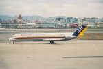 Airbus350さんが、福岡空港で撮影した日本エアシステム DC-9-41の航空フォト(写真)