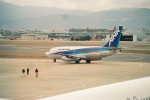 Airbus350さんが、福岡空港で撮影したエアーニッポン 737-281/Advの航空フォト(写真)