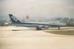 Airbus350さんが、福岡空港で撮影した全日空 747SR-81の航空フォト(写真)