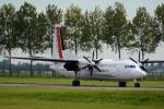 Tomo-Papaさんが、アムステルダム・スキポール国際空港で撮影したシティジェット 50の航空フォト(写真)