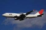 たっきーさんが、成田国際空港で撮影した日本航空 747-446の航空フォト(写真)