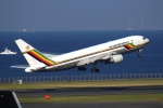 on-chanさんが、羽田空港で撮影したエア・ジンバブエ 767-2N0/ERの航空フォト(写真)