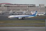 たろさんが、羽田空港で撮影した全日空 777-281の航空フォト(写真)