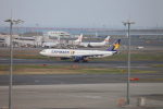 たろさんが、羽田空港で撮影したスカイマーク A330-343Xの航空フォト(写真)