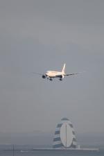 たろさんが、羽田空港で撮影した日本航空 777-289の航空フォト(写真)
