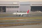 たろさんが、羽田空港で撮影した日本航空 767-346の航空フォト(写真)