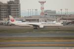 たろさんが、羽田空港で撮影した日本航空 777-346の航空フォト(写真)