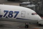 たろさんが、羽田空港で撮影した全日空 787-881の航空フォト(写真)