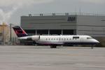 しばたろうさんが、伊丹空港で撮影したアイベックスエアラインズ CL-600-2B19 Regional Jet CRJ-100LRの航空フォト(写真)