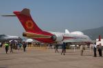 xingyeさんが、珠海金湾空港で撮影した成都航空 ARJ21-700の航空フォト(写真)