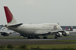 Zero Fuel Weightさんが、成田国際空港で撮影した日本航空 747-446の航空フォト(写真)