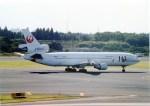 リョウさんが、成田国際空港で撮影した日本航空 MD-11の航空フォト(写真)