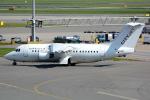 Tomo-Papaさんが、アムステルダム・スキポール国際空港で撮影したシティジェット Avro 146-RJ85の航空フォト(写真)