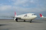 静浜つばささんが、中部国際空港で撮影した日本航空 A300B4-622Rの航空フォト(写真)